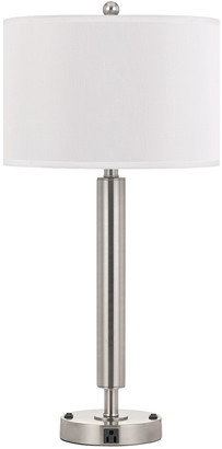 +Hotel by K-bros&Co Cal Lighting Calighting Hotel Lamp With Two Outlets