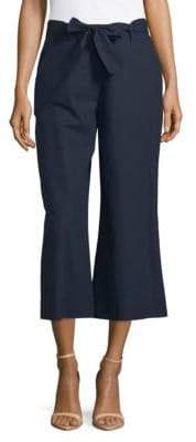 Lafayette 148 New York Cropped Cuffed Pants