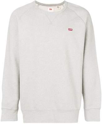 Levi's logo detail sweatshirt