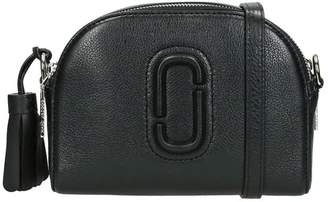 Marc Jacobs Small Camera Black Leather Bag