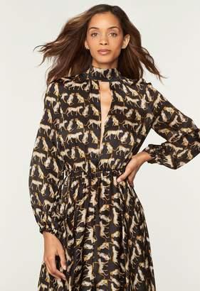 MillyMilly Cheetah Print Emmie Dress