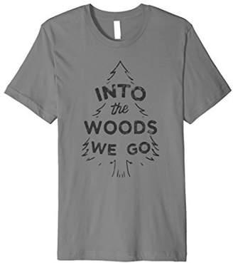 The Woods Into We Go Dark T-Shirt