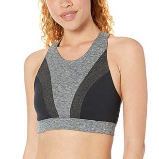 Core 10 Women's Studiotech High Neck Longline Yoga Bralette Sports Bra