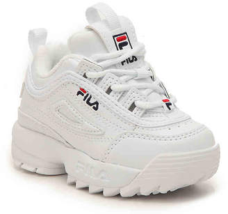 86944b056b11 Fila Disruptor II Infant   Toddler Sneaker - Girl s