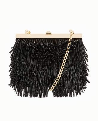Forever Unique Beaded Clutch Bag