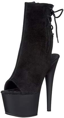 Pleaser USA Women's Adore-1018 Ankle Boot