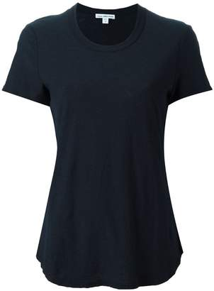 James Perse round neck shortsleeved T-shirt