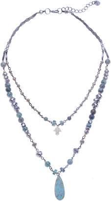 Nakamol Design Dual Strand Short Necklace