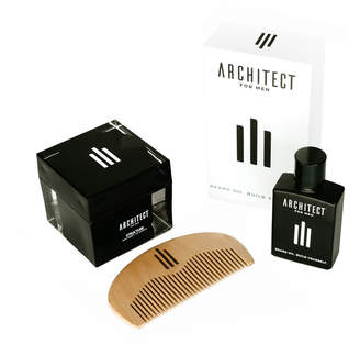 Architect For Men Beard Oil Holiday Bundle