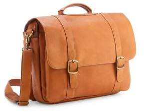 "Royce Leather 15"" Laptop Satchel Brief"