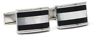 Ike Behar Men's Plated Cufflinks