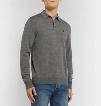 Polo Ralph Lauren Merino Wool Polo Shirt