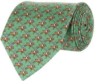 Polo Ralph Lauren Polo Player Print Tie