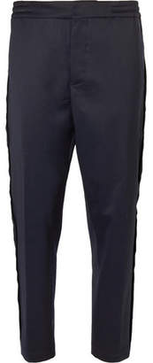 Barena Tapered Stretch-Virgin Wool Twill Trousers