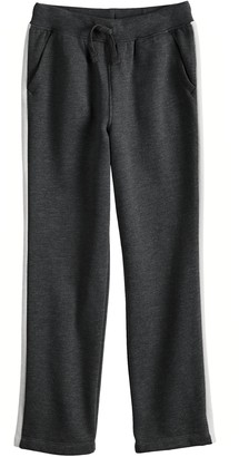 Sonoma Goods For Life Boys 4-12 SONOMA Goods for Life Side Pieced Fleece Pants