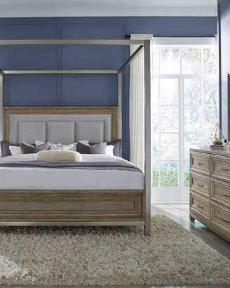 Domasa King Canopy Bed