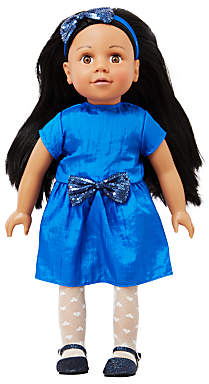 John Lewis Isabelle Collector's Doll, Black Hair