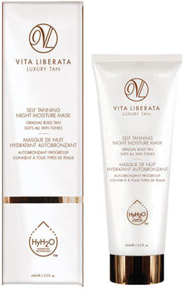 Vita Liberata Self Tanning Night Moisture Mask, 65 mL