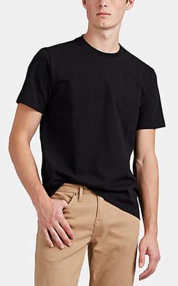 Frame Men's Cotton Crewneck T-Shirt - Black