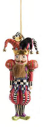 Mackenzie Childs Jester Nutcracker Ornament - MacKenzie-Childs