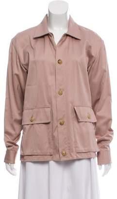 Marc Jacobs Lightweight Button-Up Jacket