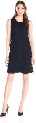 Helene Berman Women's Lace A Line Dress
