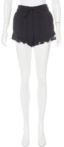 IROIro Dainie Crochet-Trimmed Shorts w/ Tags