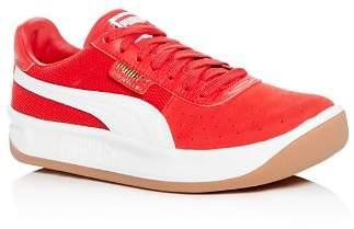 Puma Men's California Casual Lace-Up Sneakers