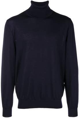 Ermenegildo Zegna basic roll neck jumper