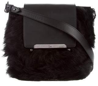 Christian Louboutin Lucky L Convertible Bag w/ Tags
