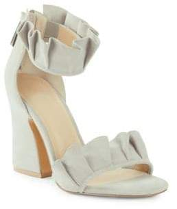 Charles by Charles David Haley Suede Sandals