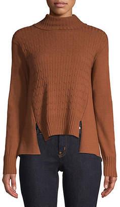 Marella Zucca Cable-Knit Sweater