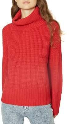 Sanctuary Knit Turtleneck Pullover