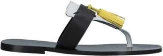 Pollini Toe strap sandals - Item 11569447QG