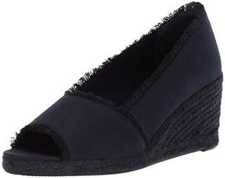 Lauren Ralph Lauren Women's Carmondy-ES-CSL Espadrille Wedge Sandal