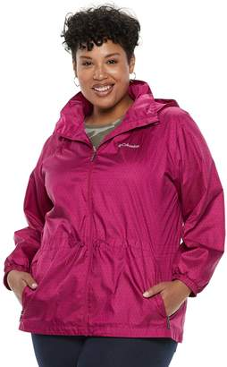 Columbia Plus Size Stone Creek Hooded Anorak Jacket