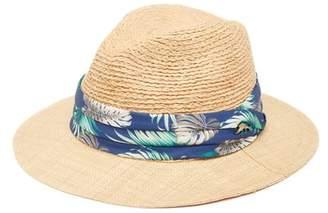 Tommy Bahama Braided Raggia Safari Hat