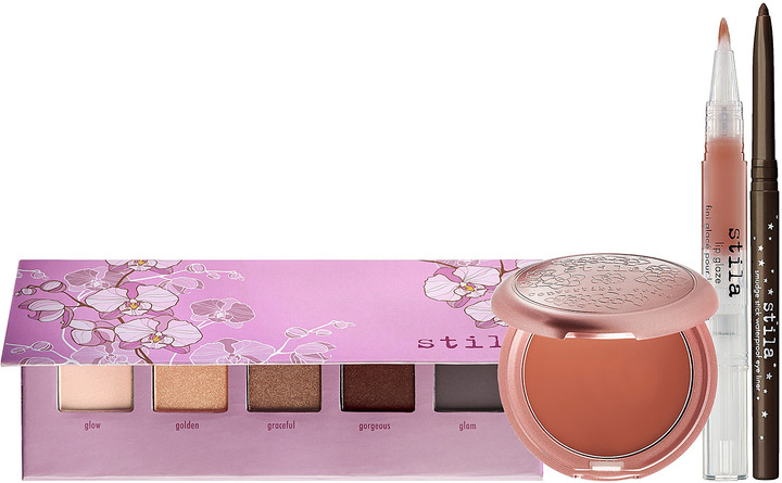 Stila Garden Of Glamour Makeup Set