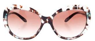Tiffany & Co. Gradient Butterfly Sunglasses