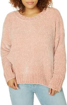 Sanctuary Chenille Crewneck Sweater