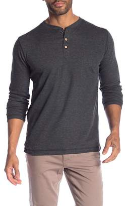 Vintage 1946 Ribbed Henley Top