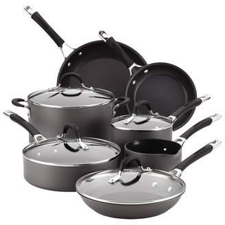 Circulon Momentum 11-pc. Nonstick Hard-Anodized Cookware Set