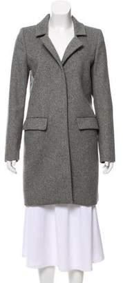 Closed Virgin Wool Pea Coat