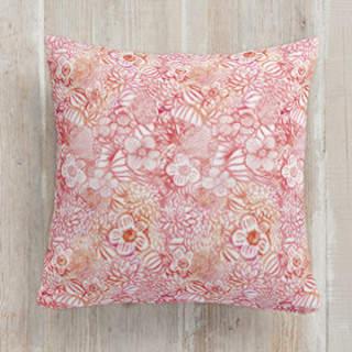 Secret's Safe With Me Square Pillow