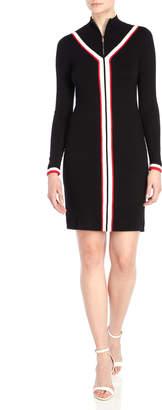 Tommy Hilfiger Zip Iconic Sweater Dress