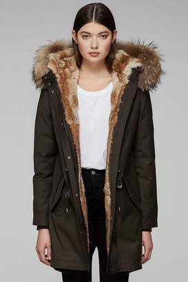 Mackage Rena Fur-Lined Parka