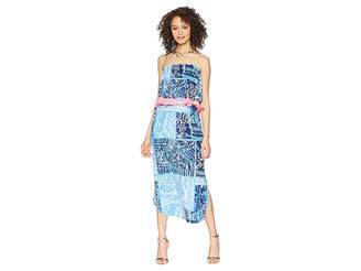 Lilly Pulitzer Meridian Midi Dress Women's Dress
