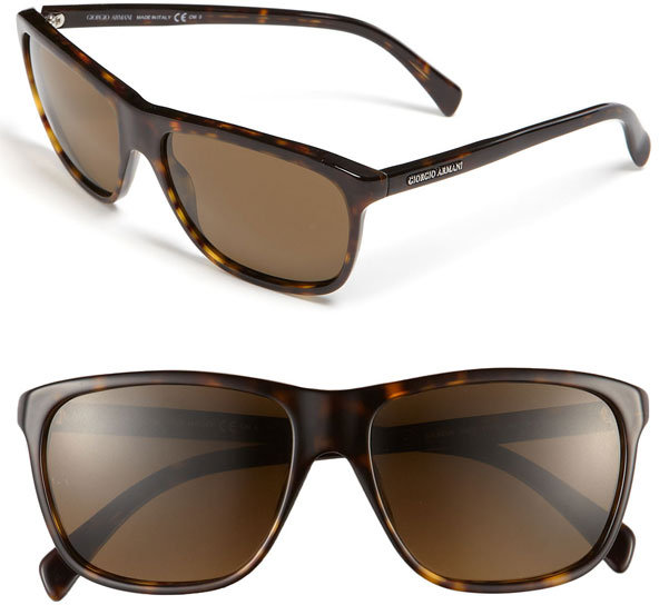 Giorgio Armani Polarized Sunglasses