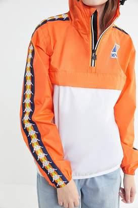 K-Way Kappa X Le Vrai Leon Popover Jacket