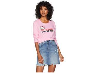 Converse Hello Kitty - Long Sleeve Tee